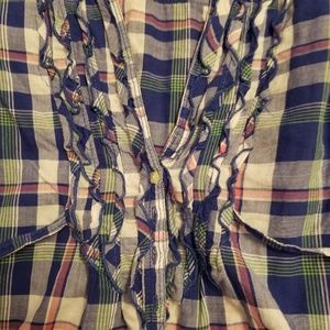 Abercrombie & Fitch Tops - Abercrombie and Fitch Button Shirt